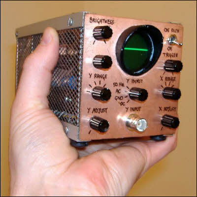 Miniatureoscilloscope