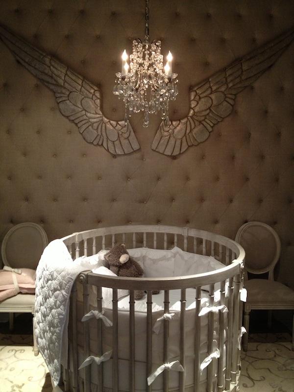 Babynchildrestorationsamoroundcrib